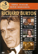 Richard Burton: Triple Feature Movie Marathon  Movie