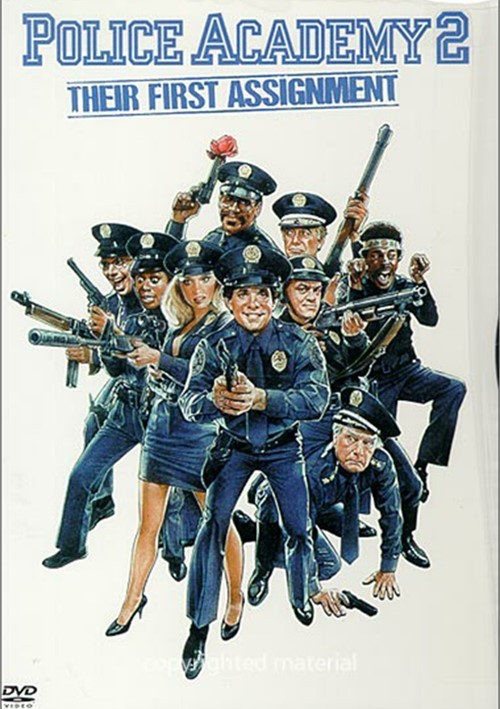 Police Academy 2: Their First Assignment Movie