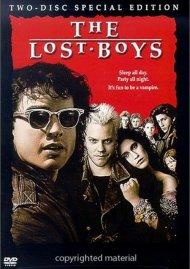 Lost Boys, The: 2 Disc Special Edition Movie