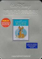 Complete Pluto, The: Volume 1 - Walt Disney Treasures Limited Edition Tin Movie