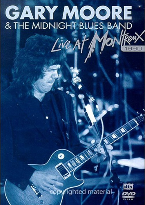 Gary Moore: Live At Montreux Movie