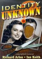 Identity Unknown Movie