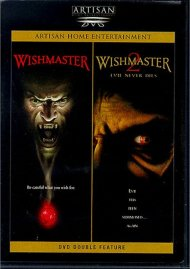 Wishmaster/ Wishmaster 2: Evil Never Dies Movie