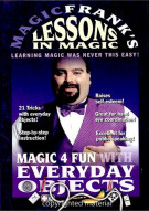 Magic Franks Lessons In Magic: Magic 4 Fun! Movie