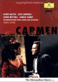 Bizet: Carmen - The Metropolitan Opera Chorus And Orchestra Movie