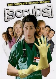 Scrubs: The Complete Second Season Movie