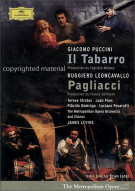 Puccini: Il Tabarro / Leoncavallo: Pagliacci Movie