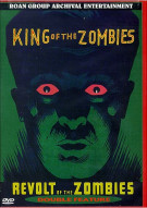 Horror Classics #5:  King Of The Zombies/ Revolt Of The Zombies Movie