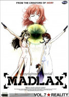 Madlax: Volume 7 - Reality Movie