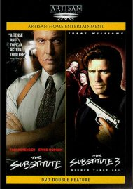 Substitute, The/ The Substitute 3: Winner Takes All  (Double Feature) Movie