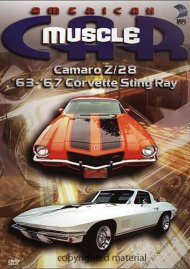 American Muscle Car: Camaro Z/28 / 63 - 67 Corvette Sting Ray Movie