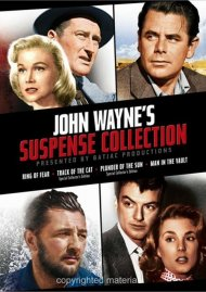 John Waynes Suspense Collection Movie
