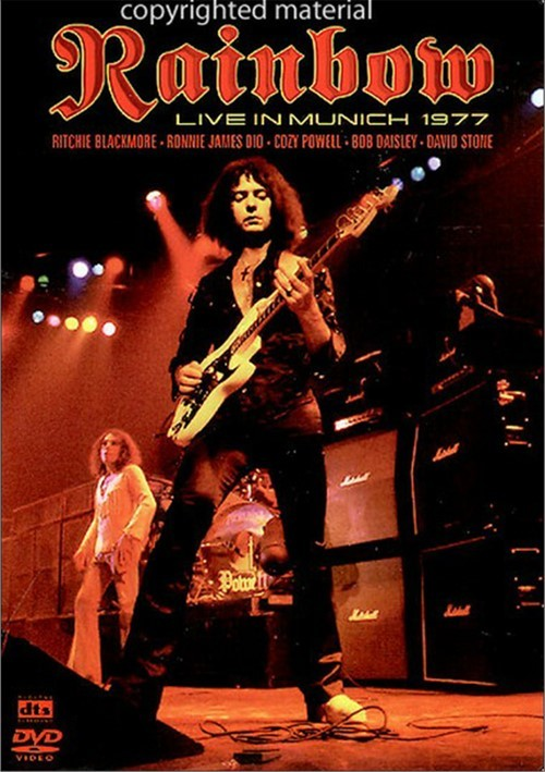 Rainbow: Live In Munich 1977 Movie