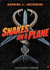 Snakes On A Plane (Fullscreen) Movie