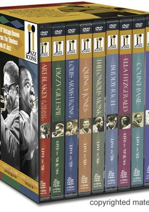 Jazz Icons: Collection I Movie
