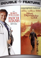 Patch Adams / What Dreams May Come (Double Feature) Movie
