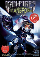 Van-Pires Transform: Deep Freeze - Vol. 2 Movie