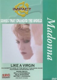 Madonna: Like A Virgin Movie