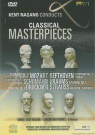 Kent Nagano Conducts Classical Masterpieces: Box Set Movie