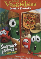 Veggie Tales: Double Feature - Sheerluck Holmes And The Golden Ruler / The Ballad Of Little Joe Movie