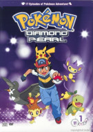 Pokemon Diamond & Pearl: Box 1 - Volumes 1 & 2 Movie