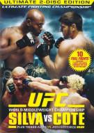 UFC 90: Silva Vs. Cote Movie