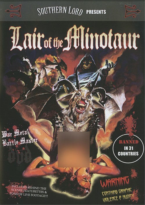 Lair Of The Minotaur: War Metal Battle Master Movie
