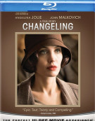 Changeling Blu-ray