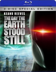 Day The Earth Stood Still, The: 3 Disc Special Edition Blu-ray
