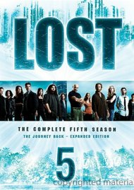 Lost: The Complete Fifth Season - The Journey Back Expanded Edition Movie