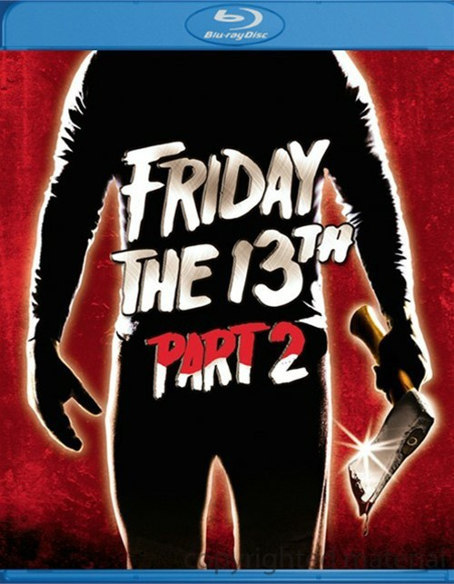 Friday The 13th: Part 2 Blu-ray