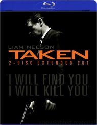Taken: 2 Disc Extended Cut Blu-ray