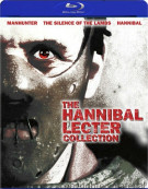 Hannibal Lecter Collection, The Blu-ray