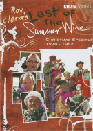 Last Of The Summer Wine: Christmas Specials 1978 - 1982 Movie