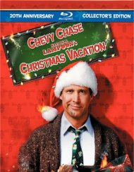 National Lampoons Christmas Vacation: 20th Anniversary Collectors Edition Blu-ray