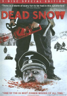 Dead Snow: 2 Disc Special Edition Movie