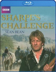 Sharpes Challenge Blu-ray