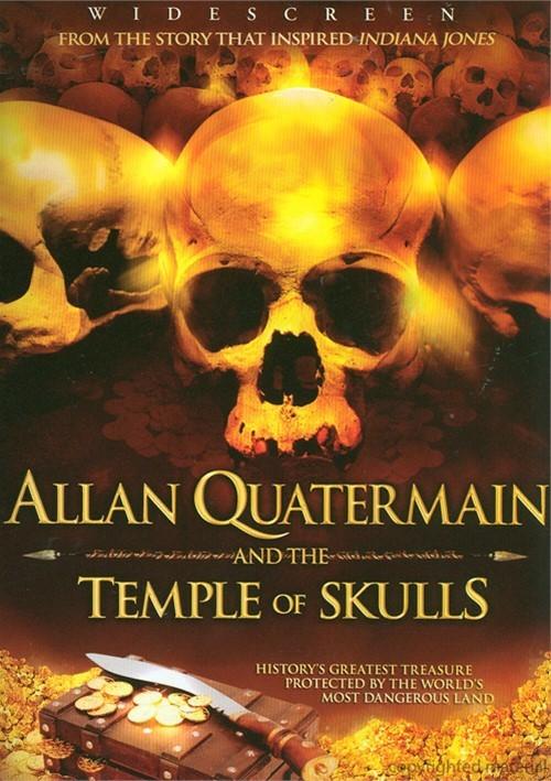 Allan Quatermain And The Temple Of Skulls Movie