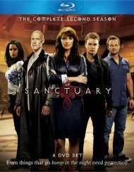 Sanctuary: The Complete Second Season Blu-ray