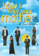 How I Met Your Mother: Season 5 - The Suited Up Edition Movie