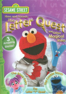 Elmo And Friends: The Letter Quest And Other Magical Tales Movie