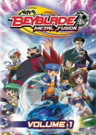 Beyblade: Metal Fusion - Volume 1 Movie