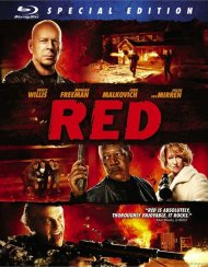 Red: Special Edition Blu-ray