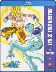 Dragon Ball Z Kai: Part 4 Blu-ray
