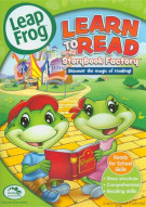 Leap Frog:  Learn To Read At The Storybook Factory Movie