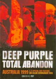 Deep Purple: Total Abandon - Limited Edition Movie