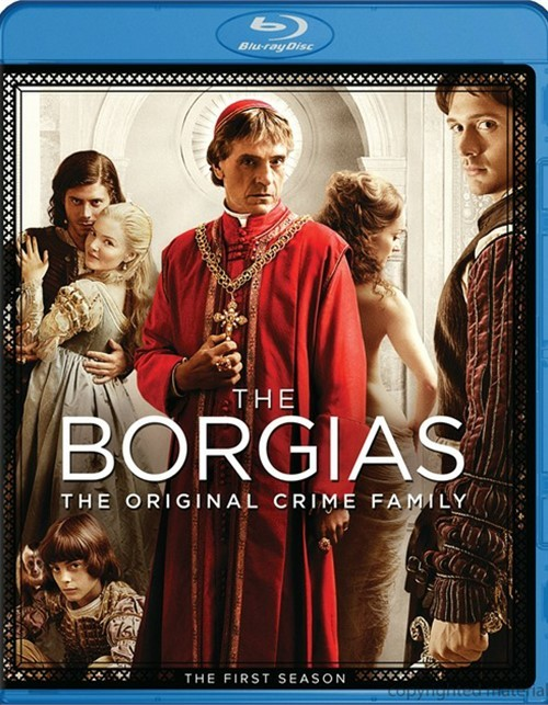 Borgias, The: The First Season Blu-ray
