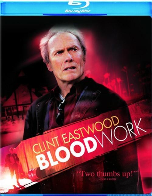 Blood Work Blu-ray