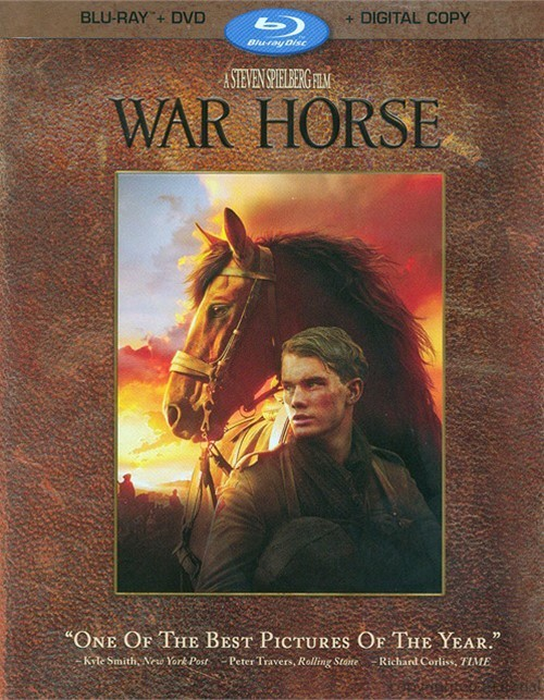 War Horse (Blu-ray + DVD + Digital Copy) Blu-ray