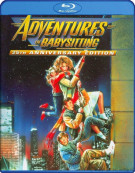 Adventures In Babysitting: 25th Anniversary Edition Blu-ray
